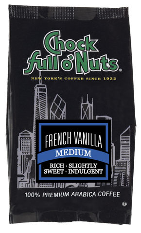 Chock full o' Nuts - Vanilla Capsules