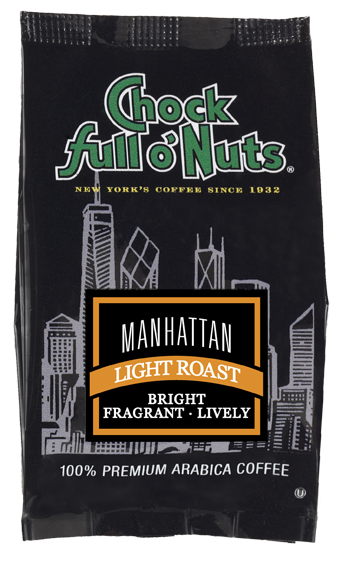 Chock full o' Nuts Manhattan - Mild Roast Capsules