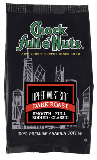 Chock full o' Nuts Upper West Side - Dark Roast Capsules