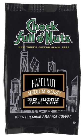 Chock full o' Nuts - Hazelnut Capsules