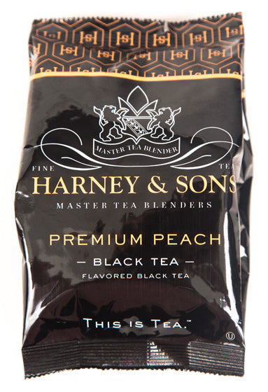 Harney & Sons - Premium Peach Tea Capsules