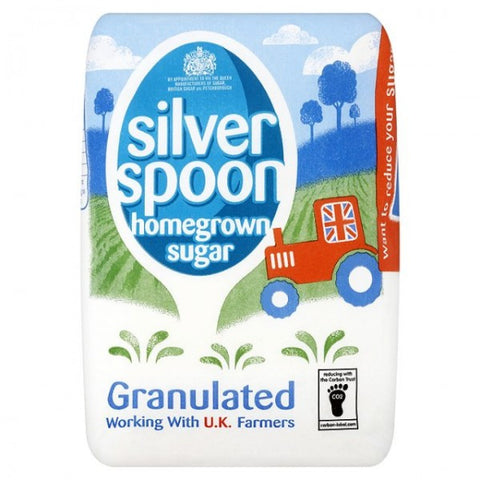 Silver Spoon Granulated Sugar