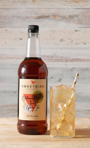 Sweetbird Watermelon Green Iced Tea Syrup