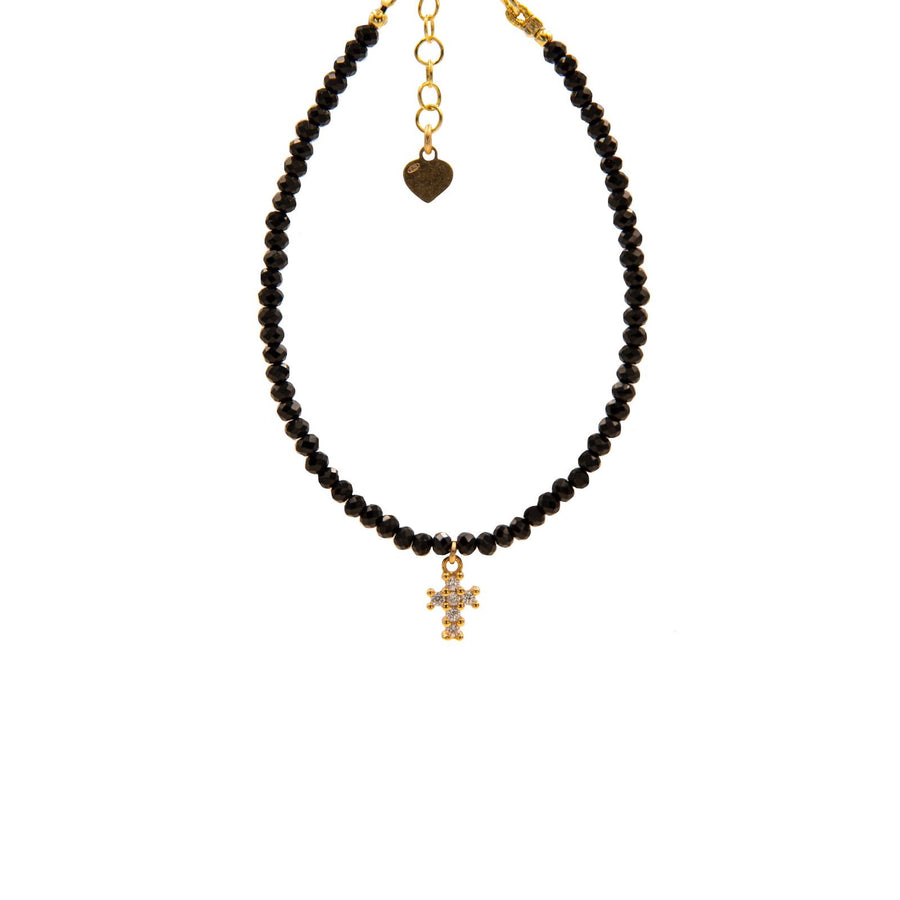 Cross (bracelet / anklet)