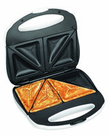 Telectronics 2-Section Sandwich Maker