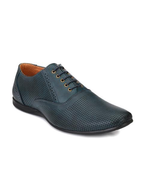 Fastalas Blue Formal Shoes