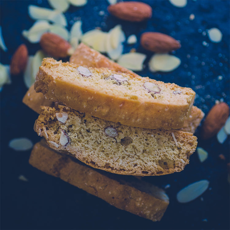 Awesome Almond Biscotti