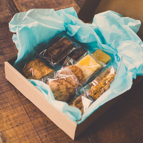 Vegan & Gluten Free Bake Box