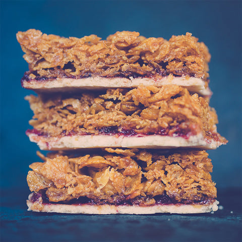 Old School Cornflake Tart