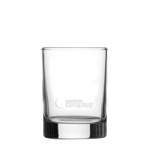 Whiskey Glass Tumbler (OWN LOGO) - Pack of 30