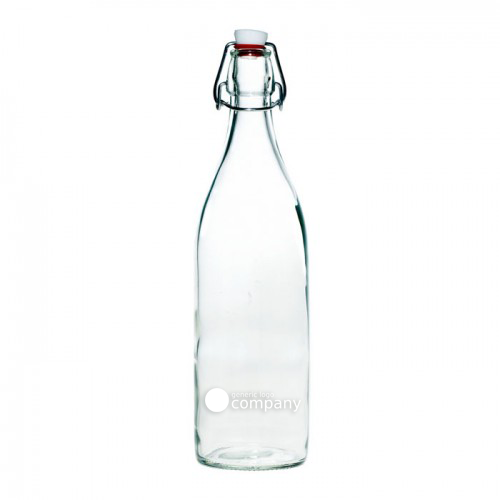 Glass Bottle 1 litre (OWN LOGO) - Pack of 30
