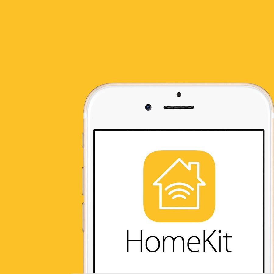 Apple HomeKit with Smart Shades