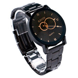 Ceas black steel