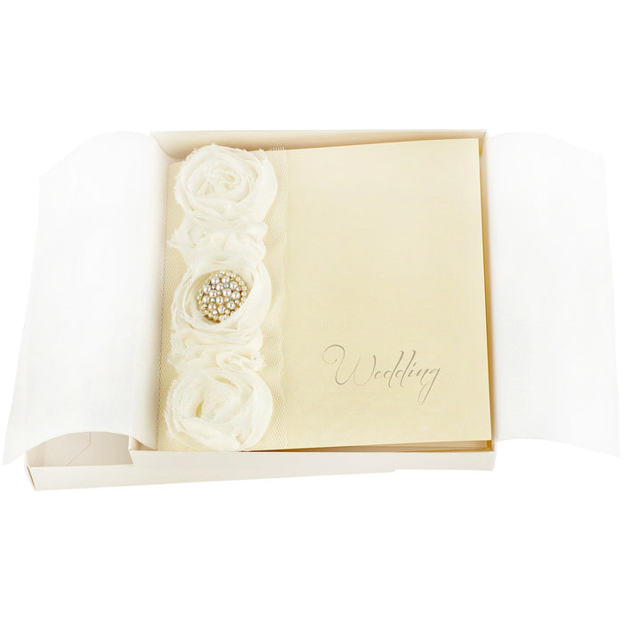 CHAMPAGNE Invitation Sample | Wedding Stationery | CeremonialsUK.com