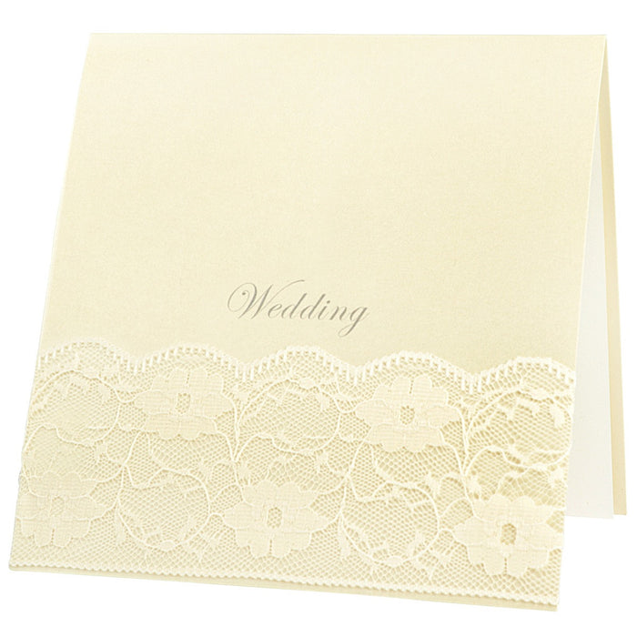 CHANTILLY Invitation | Wedding Stationery | CeremonialsUK.com