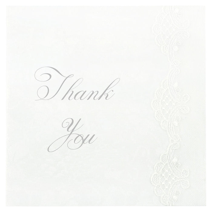 ETHEREAL Thank You Card | Wedding Stationery | CeremonialsUK.com