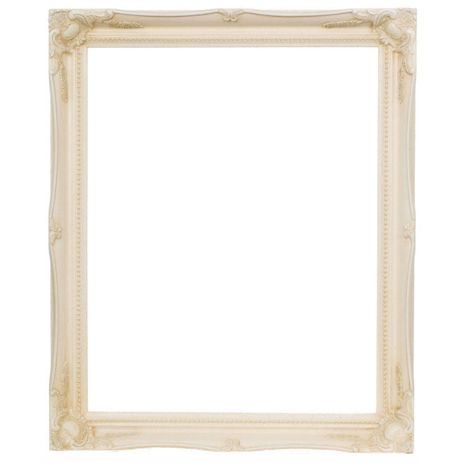 Ivory Swept Frame | Wedding Stationery | CeremonialsUK.com