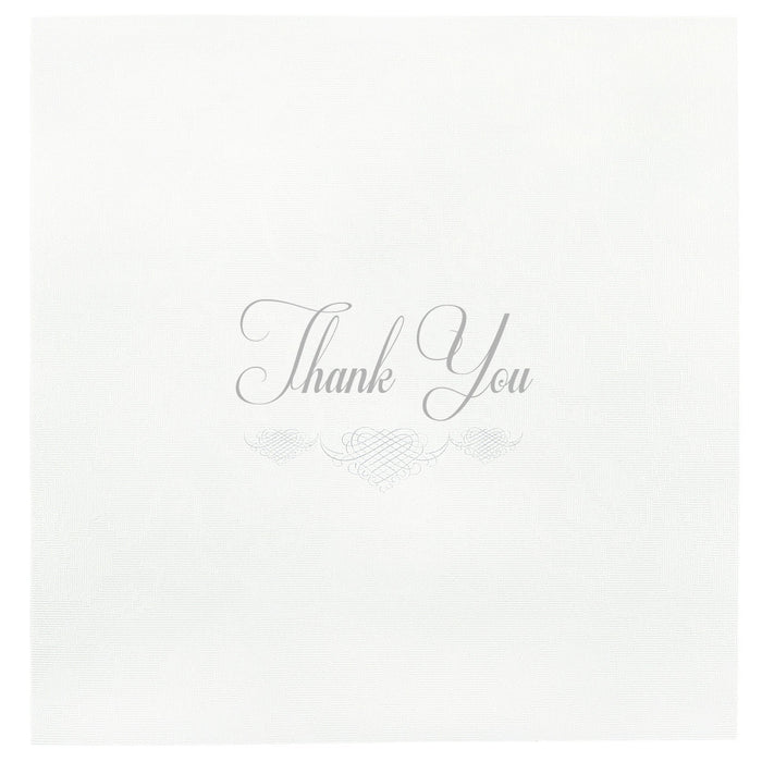 GLOW Thank You Card | Wedding Stationery | CeremonialsUK.com