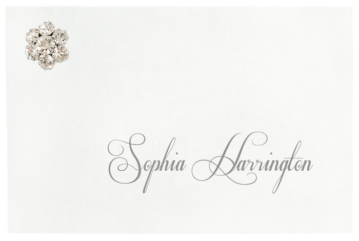 GLOW Place Card | Wedding Stationery | CeremonialsUK.com