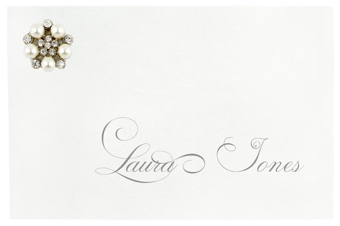 OYSTER Place Card | Wedding Stationery | CeremonialsUK.com