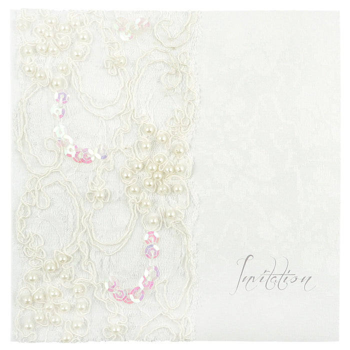 LACE Reception Invitation | Wedding Stationery | CeremonialsUK.com