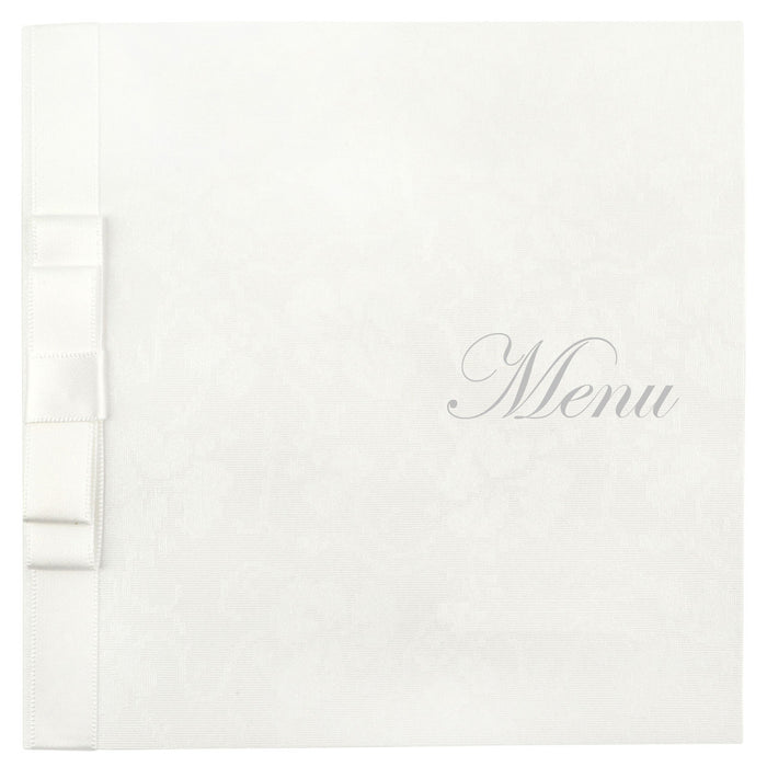 LUSTRE Menu | Wedding Stationery | CeremonialsUK.com