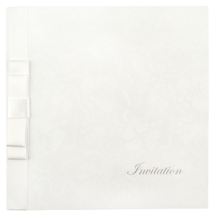 LUSTRE Reception Invitation | Wedding Stationery | CeremonialsUK.com