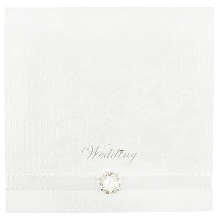 LUSTRE Invitation Sample | Wedding Stationery | CeremonialsUK.com