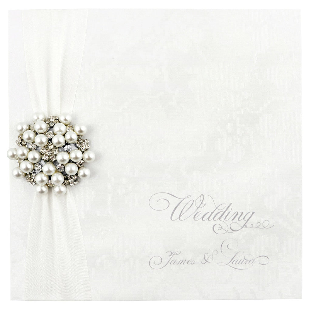OYSTER Invitation | Wedding Stationery | CeremonialsUK.com
