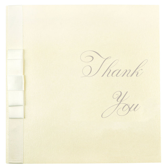 PORTRAIT Thank You Card | Wedding Stationery | CeremonialsUK.com