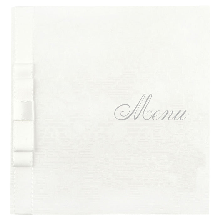 PRESTIGE Menu | Wedding Stationery | CeremonialsUK.com