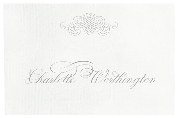 WISH Place Card | Wedding Stationery | CeremonialsUK.com