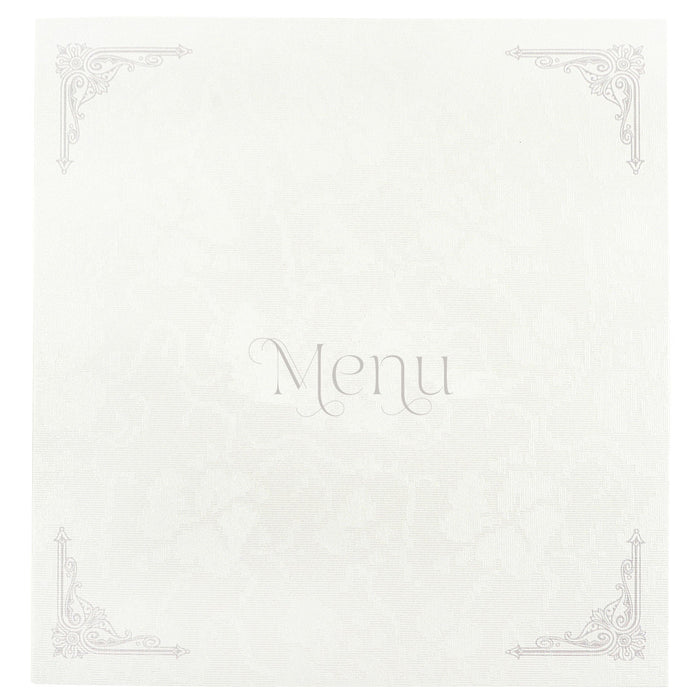 REGENCY Menu | Wedding Stationery | CeremonialsUK.com