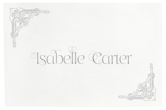 REGENCY Place Card | Wedding Stationery | CeremonialsUK.com