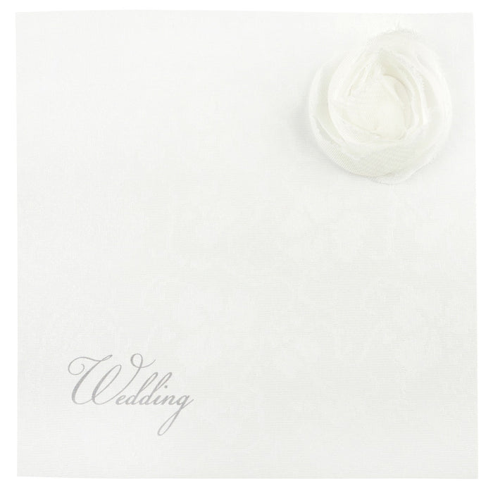 ROSE Invitation Sample | Wedding Stationery | CeremonialsUK.com