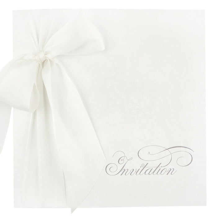 SILK Reception Invitation | Wedding Stationery | CeremonialsUK.com