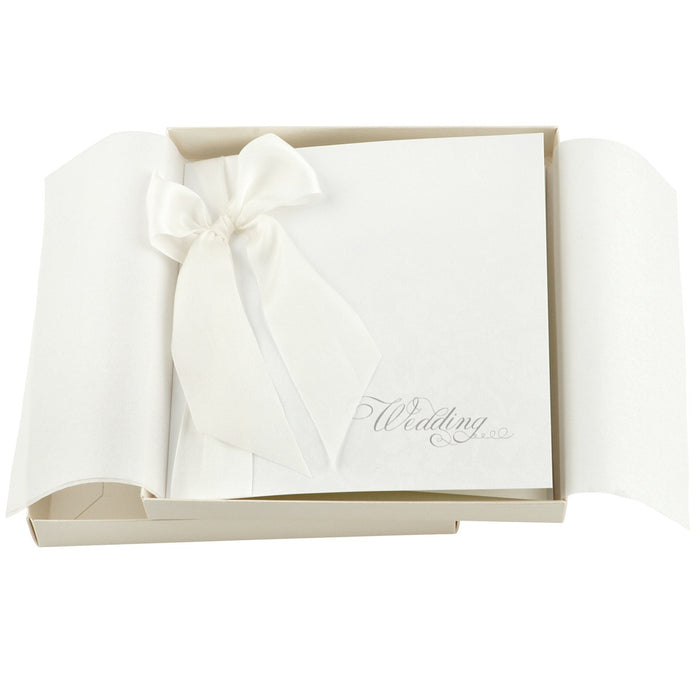 SILK Invitation Sample | Wedding Stationery | CeremonialsUK.com