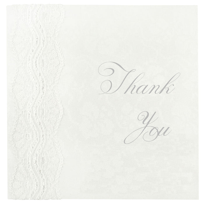 SPLENDOR Thank You Card | Wedding Stationery | CeremonialsUK.com