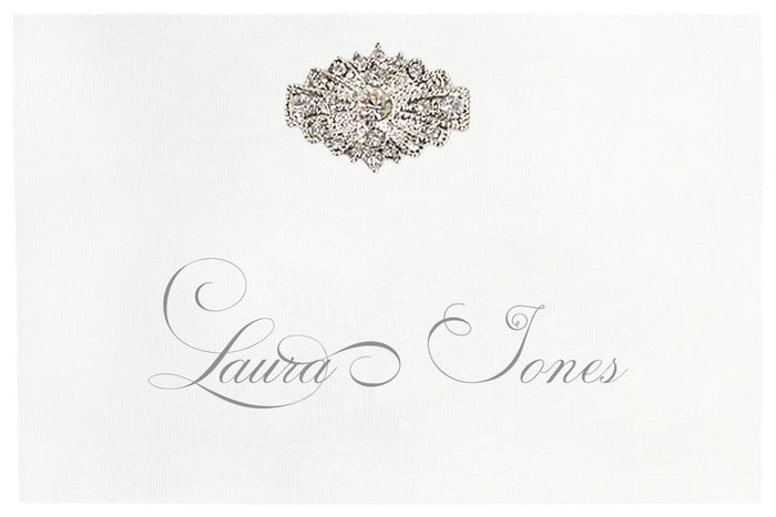 SPLENDOR Place Card | Wedding Stationery | CeremonialsUK.com