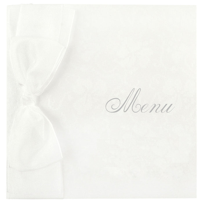 SPLENDOR Menu | Wedding Stationery | CeremonialsUK.com