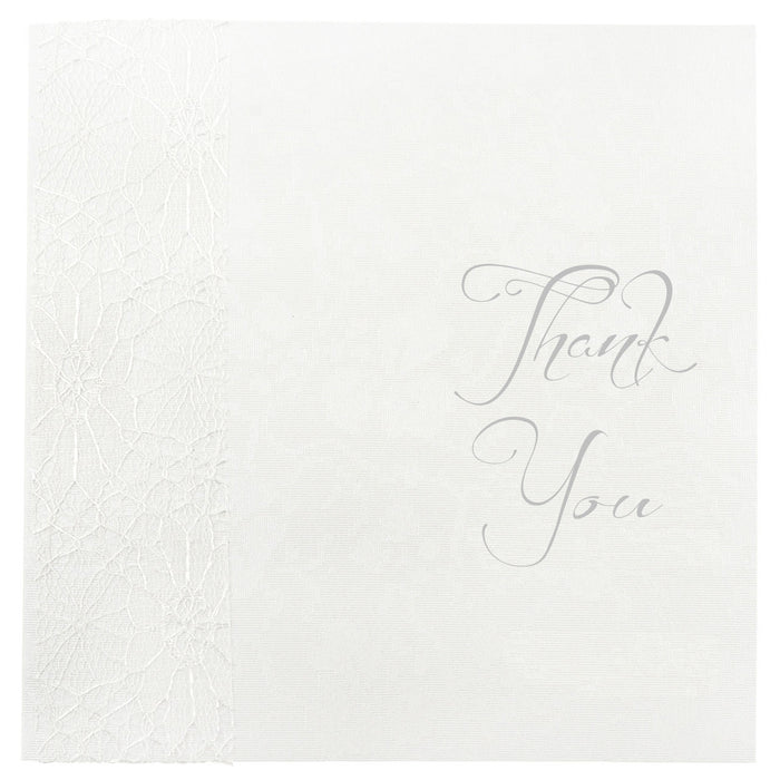 VINTAGE Thank You Card | Wedding Stationery | CeremonialsUK.com