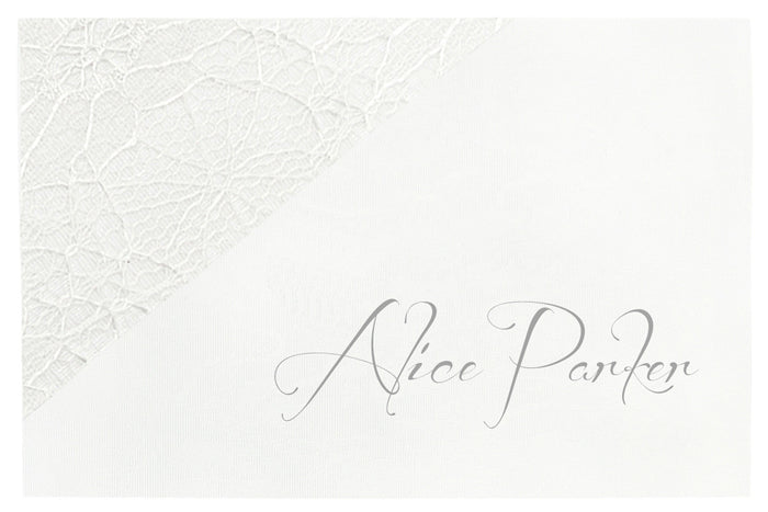 VINTAGE Place Card | Wedding Stationery | CeremonialsUK.com