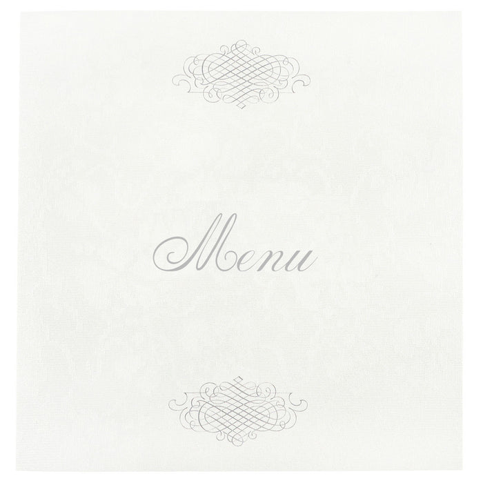 WISH Menu | Wedding Stationery | CeremonialsUK.com