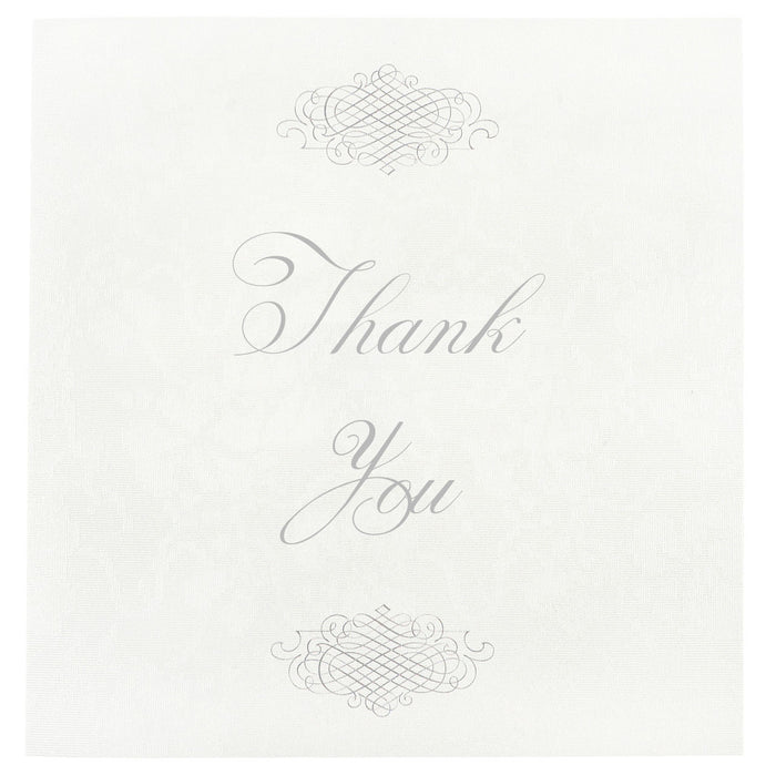WISH Thank You Card | Wedding Stationery | CeremonialsUK.com
