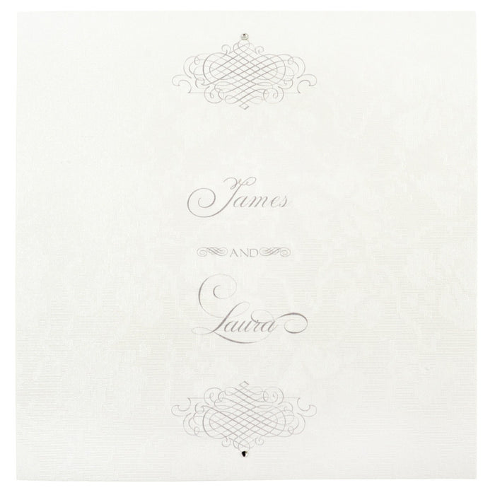 WISH Invitation Sample | Wedding Stationery | CeremonialsUK.com
