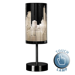 Stick Base Touch Table Lamp with Skyline-Table and Floor Lamps-Smart Lighting World