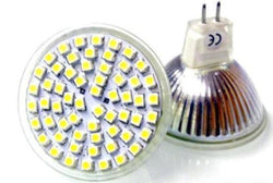 12V MR16 5W LED LIGHT BULB 2000 HOURS 45 DEGREES-Light Bulbs-Smart Lighting World