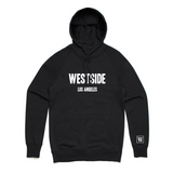 Westside Los Angeles Embroidered Hood