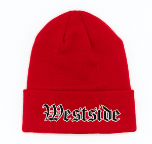Old English Beanie