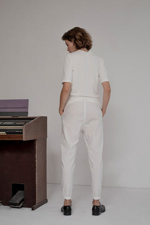 SANDY PANTS - WHITE
